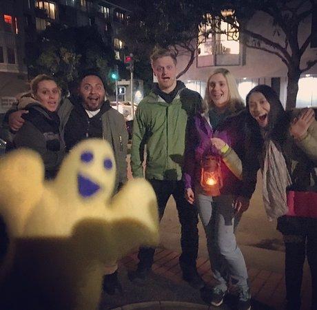 Toronto, China, and Santa Clara! #sfghosthunt #HumphreyBoogart #hauntedplaces #ghost #ghosthunters #ghostadventures