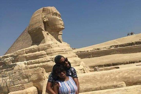 Privat halvdags tur til Giza pyramider...