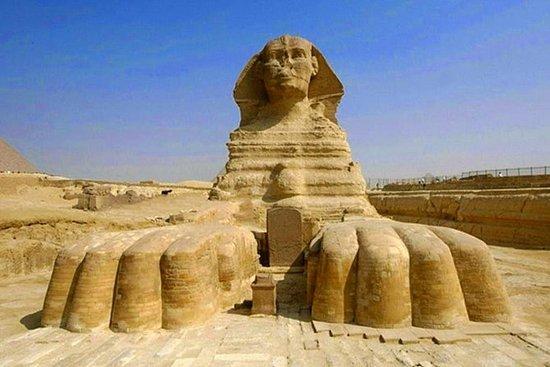 Giza Pyramids og Sphinx Tour inkludert...