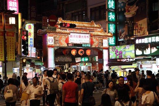 台北私人包机:十分和九份(8小时)