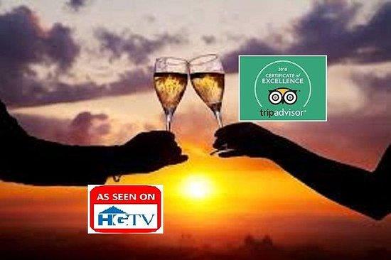 60 Min Maui Romantic Champagne Sunset...