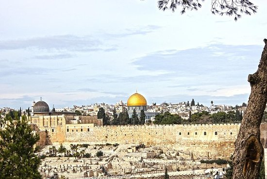 圣地5天耶路撒冷中途停留之旅 - 伯利恒,马萨达和死海