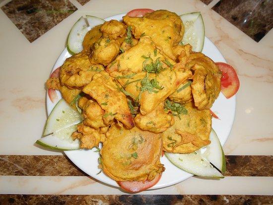 Indian Rasoi Restaurant: Pakora