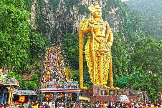 Batucaves Tour