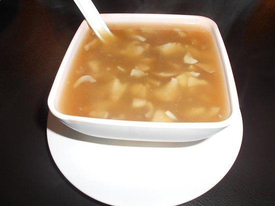 Indian Rasoi Restaurant: Soup