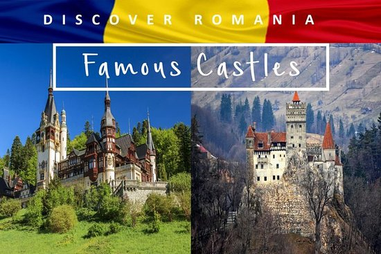 Famous Castles - Peles and Bran...