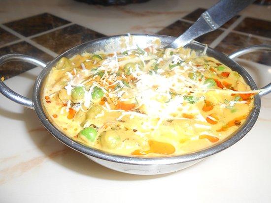 Indian Rasoi Restaurant: Korma