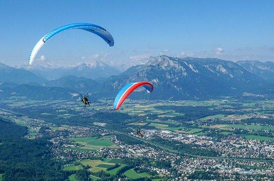 Tandem Paragliding Salzburg Mt...