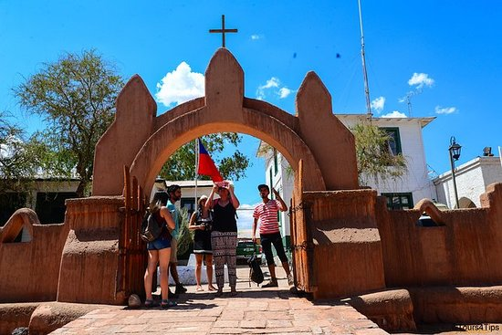 Private San Pedro Origins Walking Tour