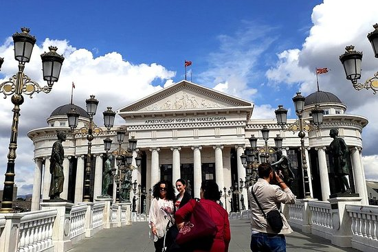 Day tour from Sofia to Skopje, North...