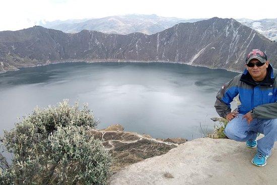 Quilotoa Excursión de un día...