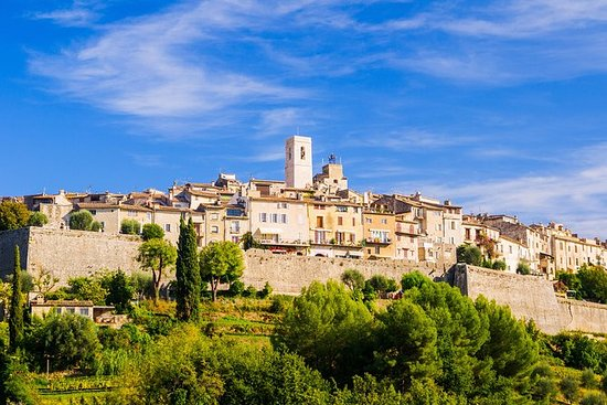 Provence Countryside Tour: Grasse...