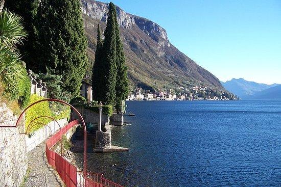 Varenna on the Como Lake, the Villa...