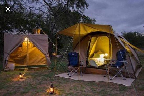Tente Pilanesberg Safari 2 jours de...