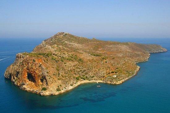 Theodorou Island -Glaronisi island