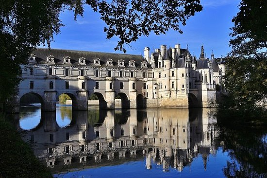 Loire Valley Chateaux er fra Paris