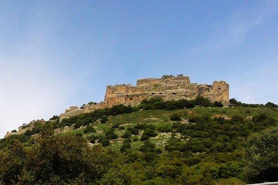 Tour privé des hauteurs du Golan au...