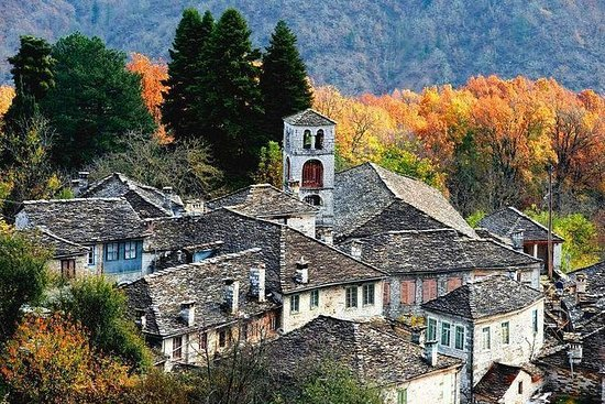 One day trip to Zagori from Corfu...