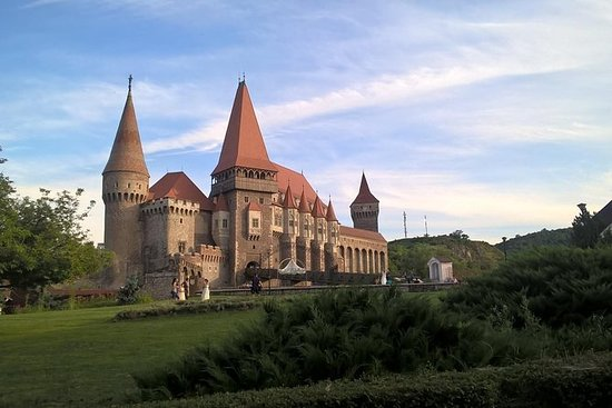 Day trip to Corvin Castle and Sibiu...