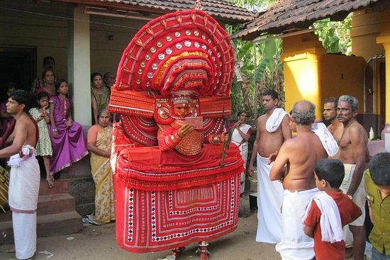 Kerala Theyyam Ritual Dance From...