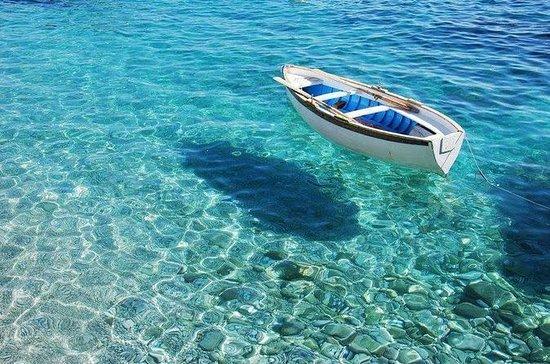 Transfert de luxe de Rome à Capri...