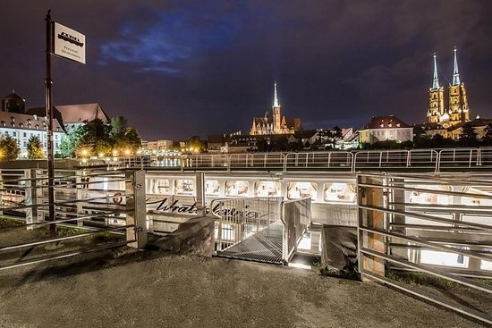 Breslau,Nacht-Gondelfahrt和Altstadt-Bes...