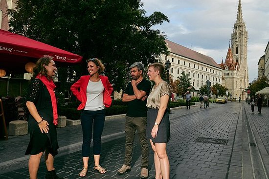 Expert-Led Private Budapest Castle...