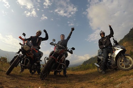 Easy riders Nha Trang to Da lat in 2...