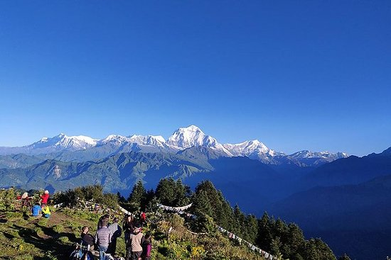 6 Days Panoramic Yoga Trek