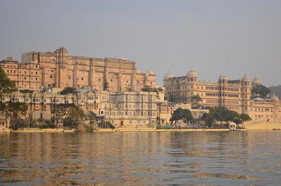 Udaipur sightseeingtur med guide