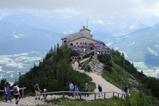 Private Eagles Nest Tour fra Salzburg...