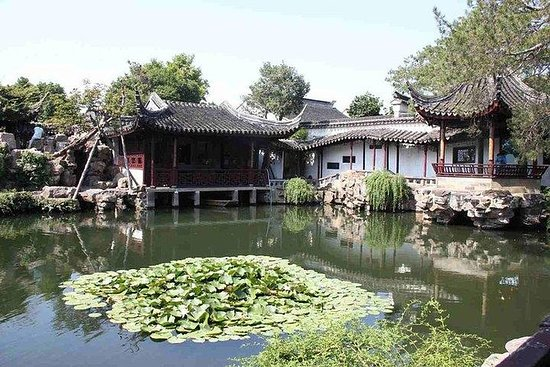 Private tour - Suzhou Day Tour B