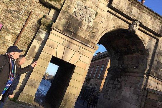 Derrie Danders城墙徒步之旅