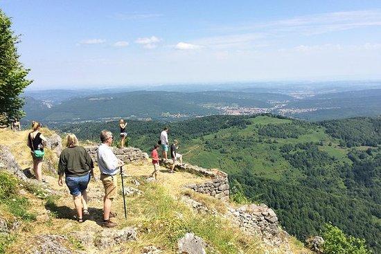 Excursão de um dia a Foix, Montségur...