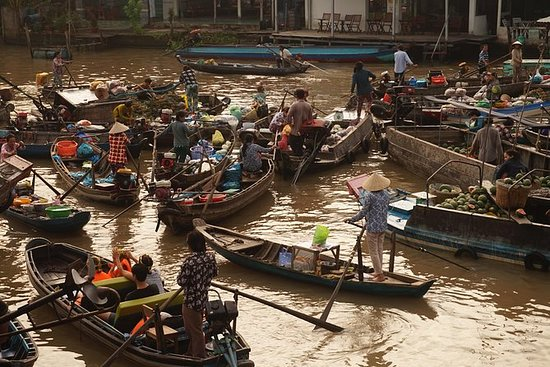 Ho Chi Minh city tour to Mekong Delta...