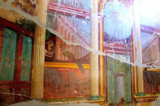 Oplontis Villa Poppaea tour: bewaard ...