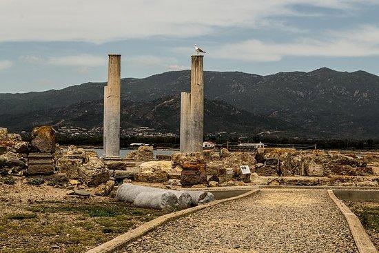 Archäologische Tour durch Nora