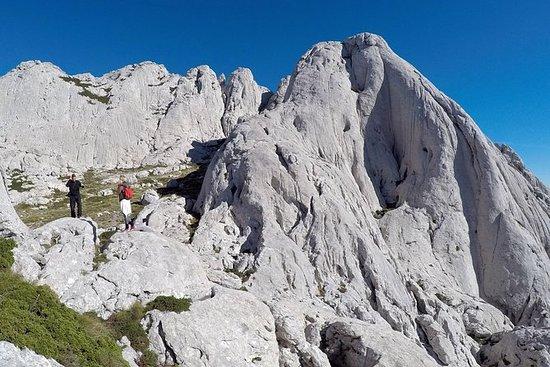 Fra Zadar: Hike Velebit fjell og...