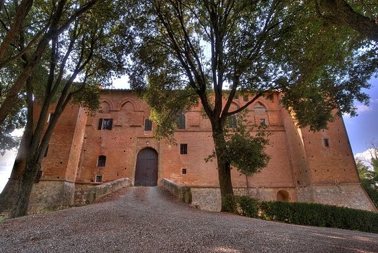Montalcino Castle and Vineyards Tour...