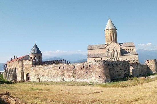 Kakheti, le pays du vin en Géorgie.
