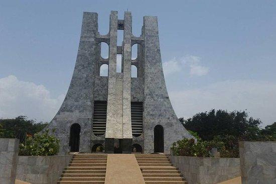 Tour della città di Accra