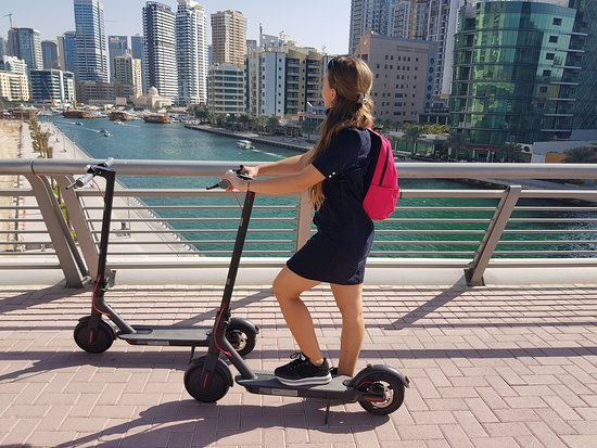 Dubai Scooter Rental