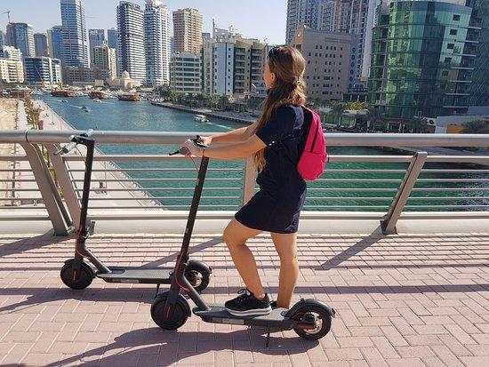 Dubai Scooter Rental