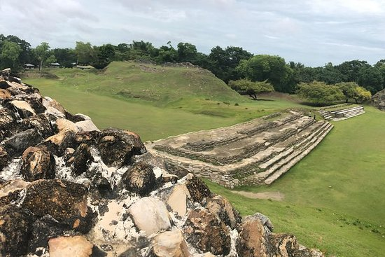 Private Altun Ha Ruins med Rum...