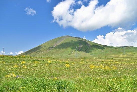 Klättring Mount Armaghan