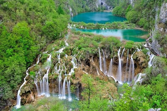 From Zadar: Plitvice Lakes and...