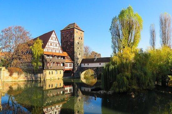 Visite privée à pied de Nuremberg