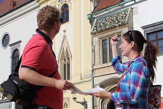 Visite privée à pied de Bratislava