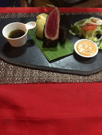 Most delicious meal in Koh Samui!