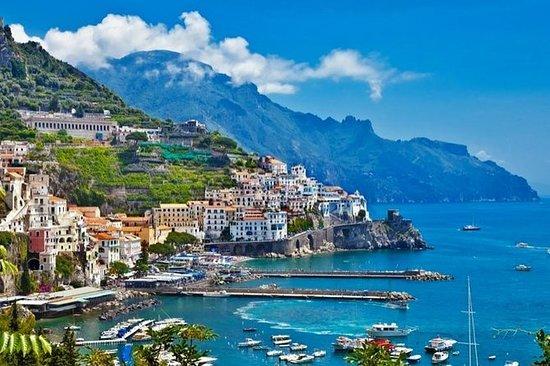 Positano and Amalfi Private Boat Ride